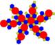 Truncated icosidodecahedron flat