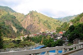 Tuba, Benguet - Camp 6 along Kennon Road