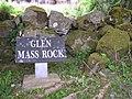 Tuberpatrick - Glen Mass Rock - geograph.org.uk - 811202.jpg