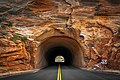 Tunnel in Zion National Park, Springdale.jpg