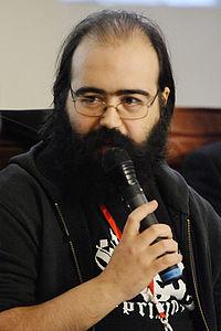 Tuono Pettinato - Lucca Comics and Games 2012.JPG