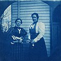 "Two Ladies in Cyanotype - ""Y"" and ""H"".jpg"