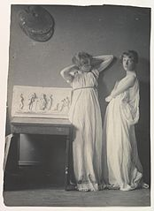 Two Pupils in Greek Dress MET DP335623.jpg