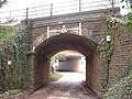 Two bridges over Langaton Lane - geograph.org.uk - 141391.jpg