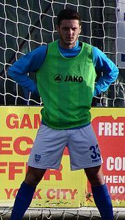 Tyler Garratt English footballer