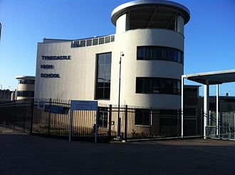 Tynecastle High School - New Tynecastle High