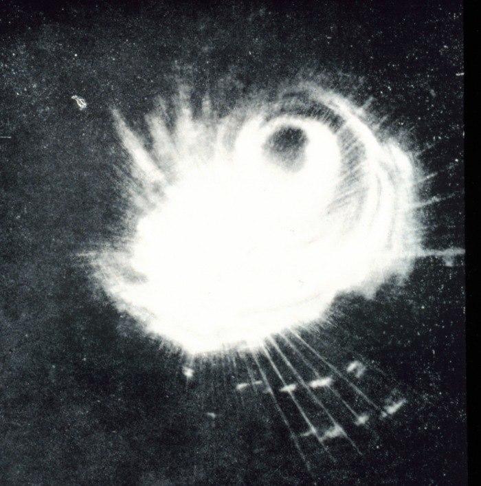 Typhoon Cobra, 18 December 1944 east of Luzon