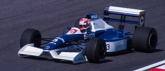 Tyrrell 019 - Image: Tyrrell 019 (cropped version)