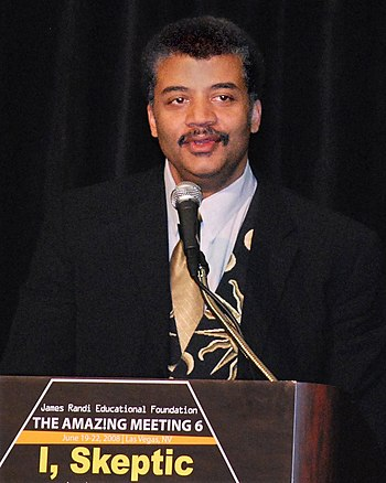 Neil deGrasse Tyson at The Amazing Meeting 6.