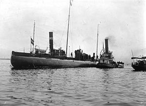 Дойчланд подводная лодка