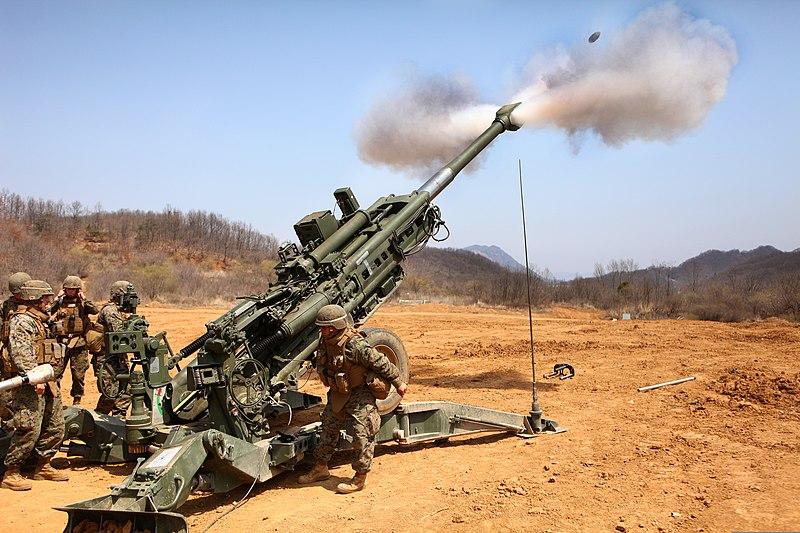 """Американский вызов """"Мста-С"""" новые гаубицы M777A2 и M119A3"""