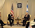 U.S. Special Envoy George Mitchell Meets With Israeli Defense Minister (3763550411).jpg