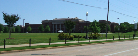 School of Medicine - Tuscaloosa Branch - University of Alabama