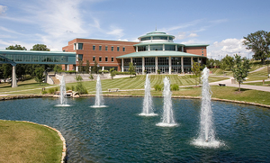 University of Missouri–St. Louis - The Millennium Student Center