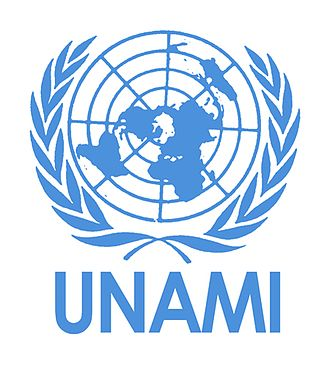 United Nations Assistance Mission for Iraq - Image: UNAMI Logo