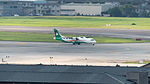 UNI Air ATR 72-600 B-17006 Taxiing at Taipei Songshan Airport Apron 20150629.jpg