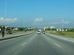 Matteson, Illinois - Image: US30, Matteson, Illinois