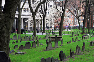 Granary Burying Ground - Granary Burying Ground
