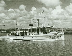 USC&GS Wainwright (ASV 83) - Image: USC&GS Wainwright (ASV 83) ca. 1965