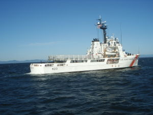 USCGC Steadfast WMEC-623