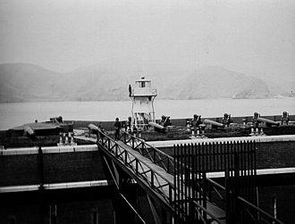 Fort Point Light, San Francisco - Image: USC Gfortpoint CA