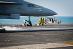 USS Carl Vinson supports maritime security operations, strike operations in Iraq and Syria 141127-N-HD510-123.jpg