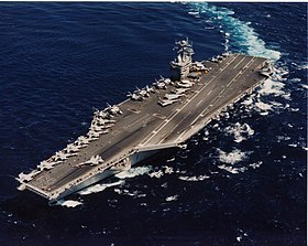 Image illustrative de l'article USS Dwight D. Eisenhower (CVN-69)