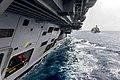 USS John C. Stennis (CVN 74) is underway. (17331154852).jpg