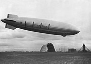 USS Macon at Moffett Field