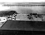 USS Nevada aerial view 2nd grounding off Waipio Point Nara 80-G-32505.jpg