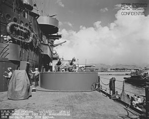 USS North Carolina 40mm guns NARA 19LCM-BB55-4876-42.jpg