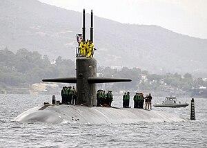 USS Oklahoma City (SSN-723)