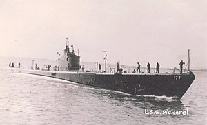 USS Pickerel (SS-177)
