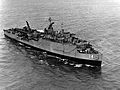 USS Rushmore (LSD-14) at sea in the 1950s.jpg