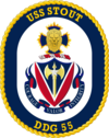 USS Stout DDG-55 Crest.png