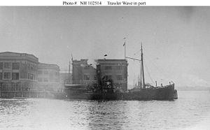 USS Wave (SP-1706)