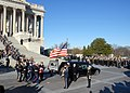 US Navy 070102-N-0773H-057 The United States Navy Ceremonial Band plays, Soul of My Savior, for former President Gerald R. Ford as his remains are carried down the east steps of the U.S. Capitol.jpg