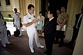 US Navy 070620-N-0696M-227 Chief of Naval Operations (CNO) Adm. Mike Mullen speaks with Vietnamese Vice Foreign Minister Le Cong Phung after an office call.jpg