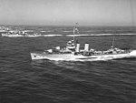 US Navy Destroyer Squadron 20 off San Diego in 1936.jpg