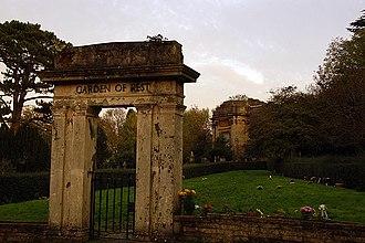 Brislington West (ward) - The cemetery.