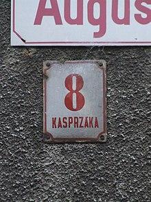 Ulica Marcina Kasprzaka, Gdynia - 002.JPG