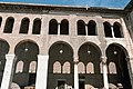 Umayyad Mosque, Damascus (دمشق), Syria - East section of north portico of courtyard - PHBZ024 2016 0067 - Dumbarton Oaks.jpg