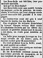 Un Passant. - Les on-dit - Le Rappel - 17 juin 1882 - page 2 - 3ème colonne - La sortie annuelle à la campagne de la société festive parisienne les Becs-Salés.jpg