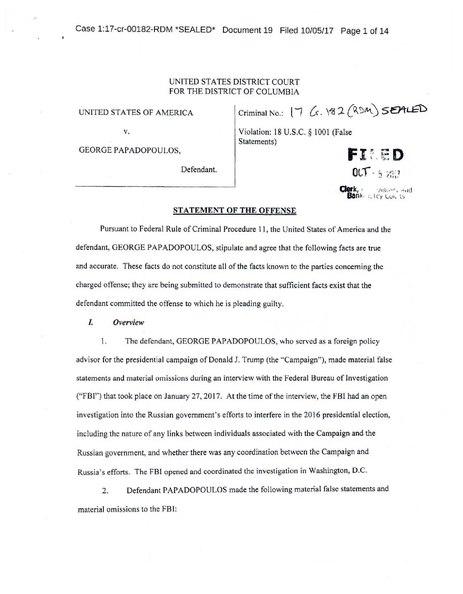 File:United States of America v  George Papadopolous pdf - Wikimedia