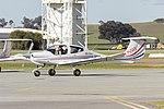 University of New South Wales (VH-UNF) Diamond Star DA-40 at Wagga Wagga Airport.jpg
