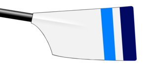 University of St Andrews Boat Club - The University of St Andrews Boat Club blade design