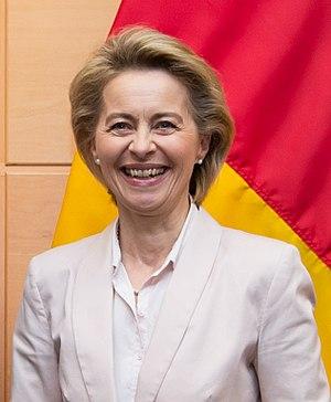 Ursula von der Leyen - Von der Leyen in 2017