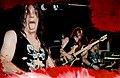 Urzel com a camiseta da Metal Gods em 1986 .jpg