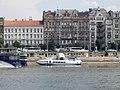 Vöcsök II (ship, 1985), 2018 Budapest.jpg