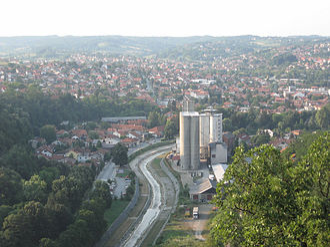 Valjevo - Image: Valjevo sharp